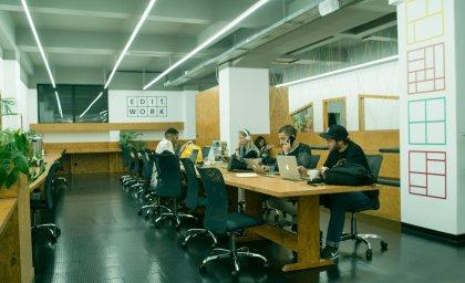 EDIT.WORK – O teu espaço de cowork!